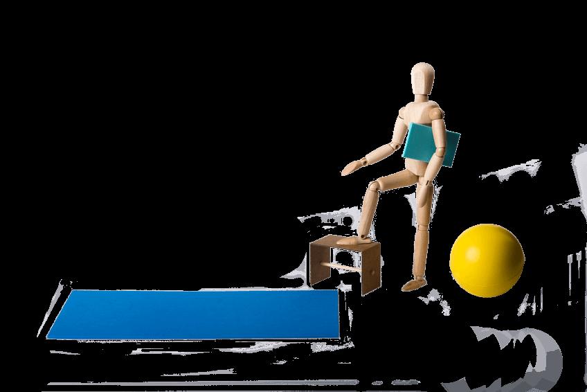 Physiotherapie, Rckenschule, Gymnastik